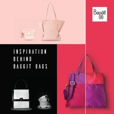 You probably might not know from where the designers at #Baggit get their inspiration to design their statement handbags. Keeping up with the latest trends and incorporating the season colours might be one aspect, but there's something more to that folks.  Read On : http://goo.gl/n7eWfU