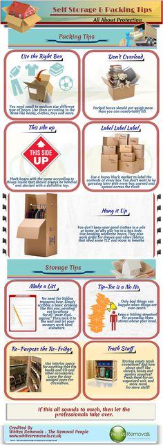 Self Storage and Packing Tips http://www.storagekuwait.com