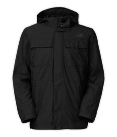 The North Face Men's Jackets & Vests MEN'S STILLWELL RAIN JACKET