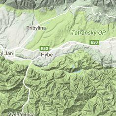 mapa-turystyczna.pl - mapa szlaków turystycznych w górach. Kalkulator i planowanie tras.