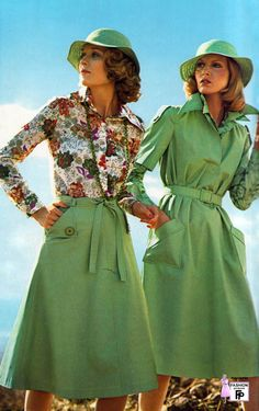 Roses & Tulips: The The years of the flower power and Studio años Los años del flower power y Studio 54 1980s Fashion Trends, 70s Women Fashion, 70s Inspired Fashion, 60s And 70s Fashion, Seventies Fashion, Fashion History, Retro Fashion, Vintage Fashion, Fashion 2018
