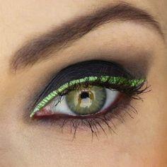 Green Eyelinear