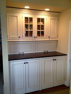 Kitchen Landenberg, PA - farmhouse - kitchen - other metro - Edward Herman Construction