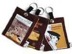 avaimenperä/ matkakorttitasku