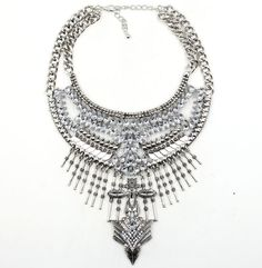 Cheap Chain Necklaces, Buy Directly from China Suppliers:2015 New Not sale design chain necklace wholesale metal chain chunky fashion statement NecklaceUS $ 11.55/piece2014 New