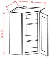 Diagonal Corner Cabinets, how to measure kitchen cabinets ...