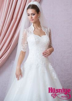 2017 New Arrival Wedding Dresses Mermaid Sexy Sheer Lace Applique Bateau Neck Illusion Long Sleeve Ivory Trumpet Fit And Flare Bridal Gowns Lace Style Bridal Dresses 2017, Hijab Wedding Dresses, Bridal Gowns, Wedding Gowns, Bridesmaid Dresses, Wedding 2017, Luxury Wedding Dress, Lace Wedding Dress, Dream Wedding Dresses
