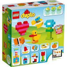 LEGO DUPLO 10848 Mine første klosser Barn LEGO Duplo