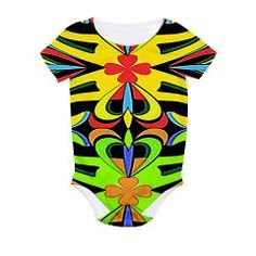 Modernica 2 All Over Print Bodysuit