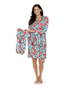 Isabelle Maternity/Nursing Nightgown & Matching Baby Receiving Gown Se – Baby Be Mine Nursing Robe, Nursing Clothes, Maternity Nursing, Baby Nightgown, Baby Gown, Nursing Nightwear, Newborn Baby Needs, Baby Baby, Cute Things For Girls