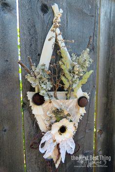 NATURE Hanger by Lynne Forsythe
