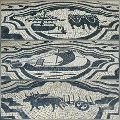 Stone Pavement, Portuguese Culture, Mosaic Animals, Beyond Beauty, Black White, Sidewalk Art, Blue Pottery, Paving Stones, World Cities