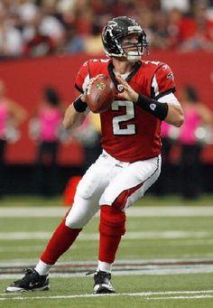 My favorite football player, Atlanta Falcons Matt Ryan
