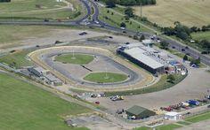 Yarmouth Stadium - Norfolk aerial image   by John D F