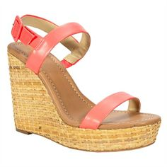 kate spade new york Dancer Wedge | from Von Maur #VonMaur #Wedge #SpringShoe #SummerShoe #Wicker