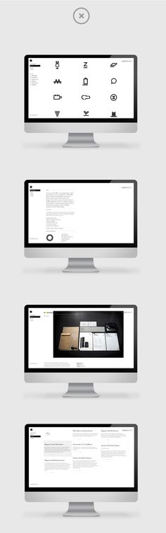 Sciencewerk X by Sciencewerk , via Behance