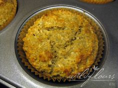 grain free low salicylate muffins
