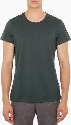 Acne Studios Green Cotton Winter T-Shirt The Acne Studios Cotton Winter T-Shirt, seen here in green. - - - This t-shirt from Acne Studios is crafted from premium cotton and cut to offer a relaxed fit. - - - -Premium cotton construction - - - http://www.comparestoreprices.co.uk/january-2017-6/acne-studios-green-cotton-winter-t-shirt.asp