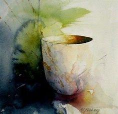 Risultati immagini per Ann Christin Moberg #watercolor