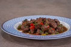 ΣΥΚΩΤΙ ΤΗΓΑΝΙΑ ΜΕ ΠΙΠΕΡΙΕΣ Liver Recipes, Beef, Food, Meat, Essen, Meals, Yemek, Eten, Steak