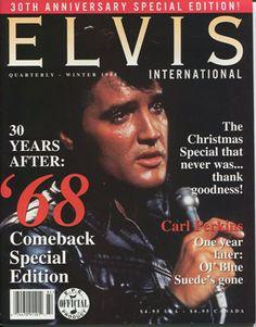 Elvis International - 1998/1