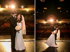 The Michigan Theater in Jackson is a super unique wedding ceremony location with seating for 300+!
