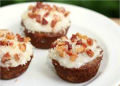 Mancakes: Beer, Bacon & Cheese Cupcakes