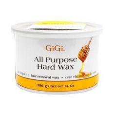 Gigi 14oz All Purpose Hard Wax Hair Removal Depilatory, 323