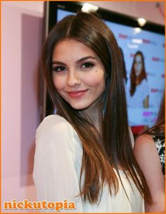 Victoria Justice Google+ Hangout On May 26, 2012