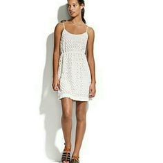 FINAL Madewell circle lace dress full skirt NO TRADES Price firm Madewell Dresses
