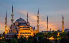 Istanbul är en av världens bästa städer och den har en lång historia och en gammal tradition.