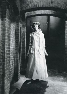 Edith Scob in Eyes Without a Face (1960)