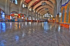 San Diego Train Station by nikonkell Kelly Wade Photography, via Flickr