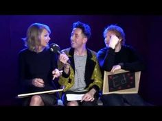 Taylor Swift & Ed Sheeran Interview - YouTube>> I LOVE THIS!!