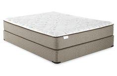 Hampton and Rhodes HR500 Plush Gel Infused Visco Foam Core Mattress | Mattress Firm