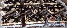 Křehký, lahodný a šťavnatý - Hříšný mrežovník Salty Snacks, Cake Cookies, Nutella, Tiramisu, Rum, Biscuits, Food And Drink, Sweets, Candy