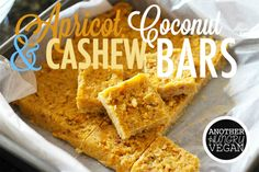 <p>These bars require no baking, so you can save your energy for all the eating!</p>