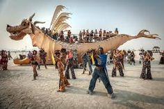 Image result for burning man 2017 photos