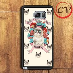 Nothing Great About Cat Samsung Galaxy Note 5 Case