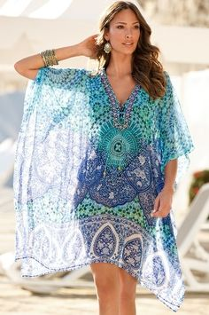 Boston Proper Oceana tunic cover up #bostonproper For the Bride Honeymoon night modest nightwear and #BridalLingerie, wwwPerfectMuslimWedding.com