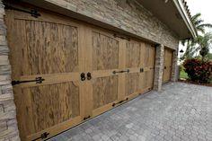 Custom Garage Doors | Pinnacle Garage Doors Oh my!!