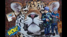 Ленинградский Зоопарк Жираф Тигры Львы Медведь Развивающее видео Часть 2...