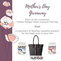 Not all heroes wear capes, but what about Super Moms? Nutribar is excited to hel. - Health and wellness: What comes naturally