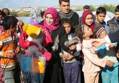 Lily - Love In the Language of Yarn: Please Don't Forget Syria's Children!