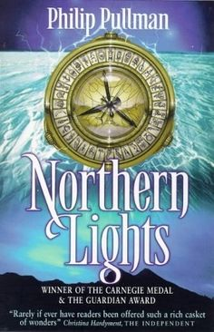 Northern Lights (His Dark Materials by Philip Pullman. There are no words to describe the brilliance of this book. Northern Lights (His Dark Materials by Philip Pullman. There are no words to describe the brilliance of this book. Good Books, Books To Read, My Books, Amazing Books, Northern Lights Philip Pullman, Philip Pullman Books, Book 1, The Book, Book Week