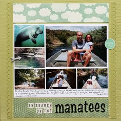 Layout by Lonely Scrapbooker #scrapbook #layout