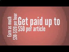 Writing Jobs 2016 Get Paid To Write Online - www.wahmmo.com/... - - WAHMMO