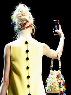 Dolce & Gabbana Runway - Spring 2016.