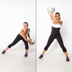 Medicine Ball Workout: 9 Moves to Tone Every Inch - Shape Magazine