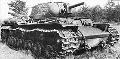 КВ-8С Огнеметный танк из танковой колонны «Трудовые резервы фронту»
